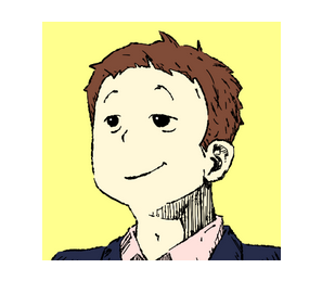 ブログは顔が命?親しみやすいブログを目指すためイラストを「ココナラ」で描いてもらいました