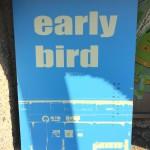 早起きは三文の徳「early bird」藤が丘マルシェは朝から活気がすごい