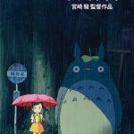 久しぶりに見たけど映画「となりのトトロ」のファンタジー感と昭和の雰囲気がホントに良い