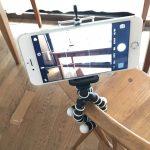 iPhoneで自撮りや集合写真を撮るならこの2つのアイテムがオススメ