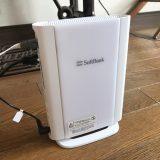 ソフトバンク光の遅いWi-Fiを解決!光BBユニットにプラスαしたら劇的に改善