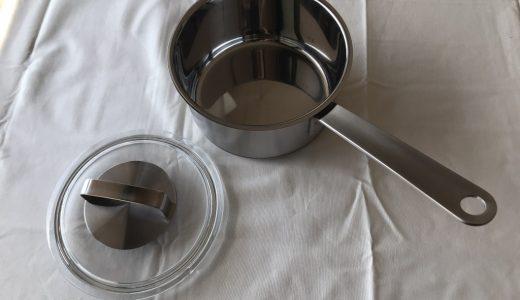 【IKEAで買いの鍋はこれ】「IKEA 365+」ステンレススチール鍋とガラスの蓋が美しすぎる