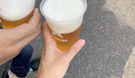 【今池まつり】生ビール片手に飲み歩き!つまみもイッパイで酒飲みには堪らなく心地よいイベント!