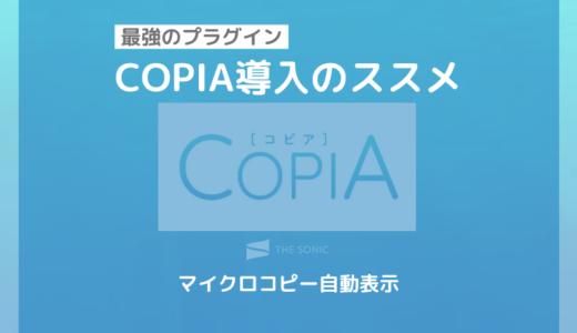 【クリック統計情報あり】タイムセール情報を表示してくれる物販用プラグイン「COPIA」の効果はスゴイ